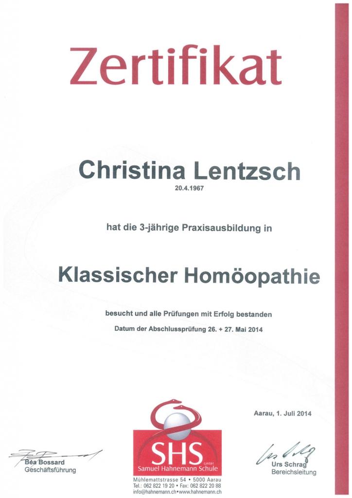 Christina-Lentzsch-Homoeopathin SHS